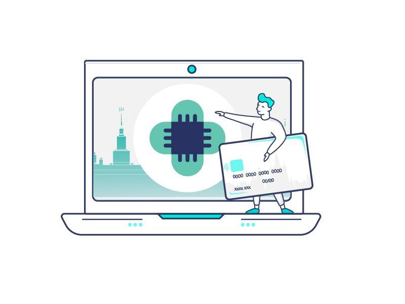 чудо техники, компьютер, компьютерная помощь, социальная карта москвича